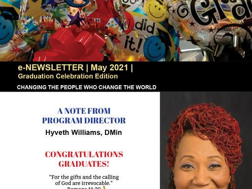 Spring 2021 Newsletter/Graduation Edition