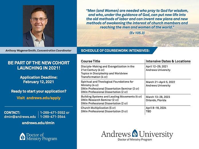 DMin Growing_Multiplying churches Flyer.