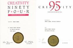 Creativity Magazine Awards