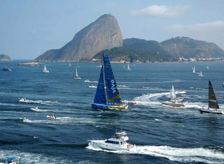 Santa Catarina divulga planos para barco brasileiro na The Ocean Race