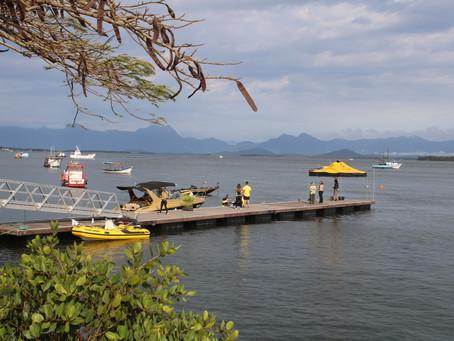 Pier e Terminal reforçam turismo náutico em Guaratuba. Um exemplo para Itajaí