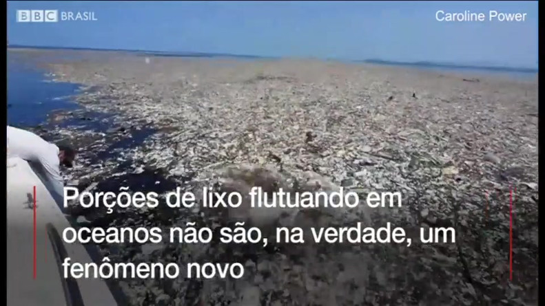 O gigantesco mar de lixo no Caribe.mp4