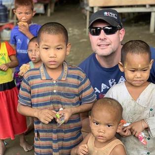 Visiting homeless children