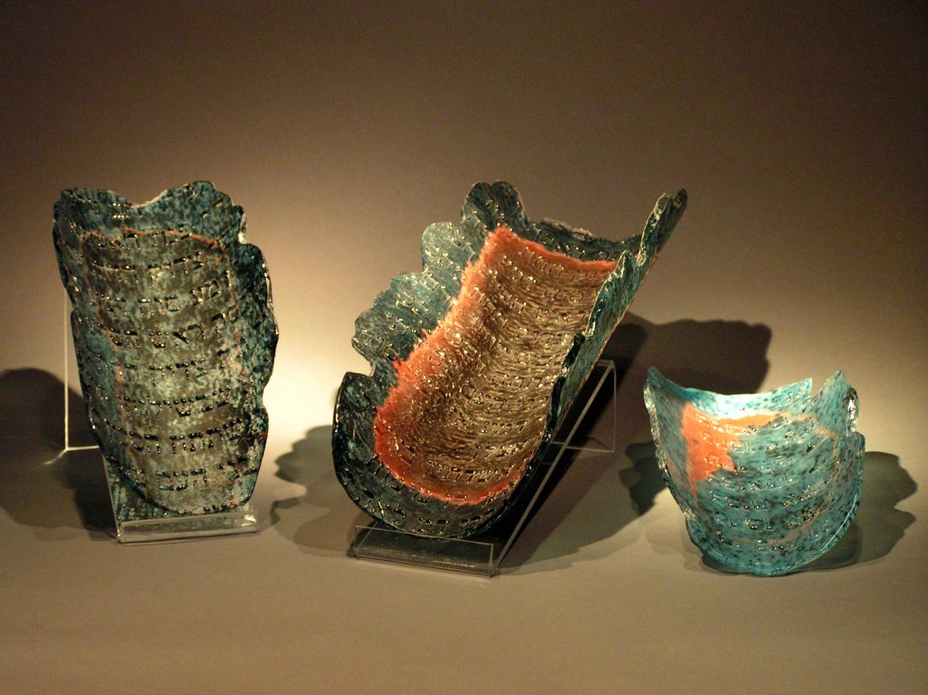 Old Copper Scrolls