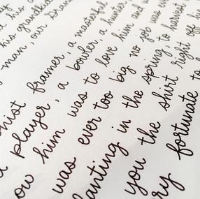 Hand Lettered Poem by Letters from Elliott.JPG