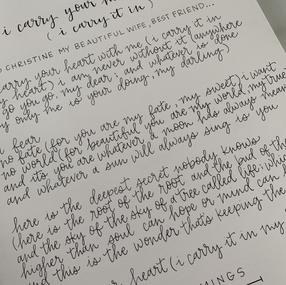 Hand Lettered E.E. Cummings Anniversary Poem by Letters from Elliott.jpg