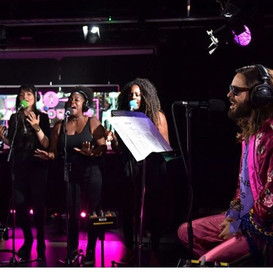 30 Seconds to Mars Live Lounge