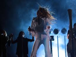Florence and the machine - Glastonbury Pyramid stage