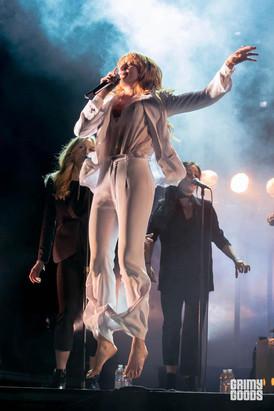 Florence and the machine - Coachella