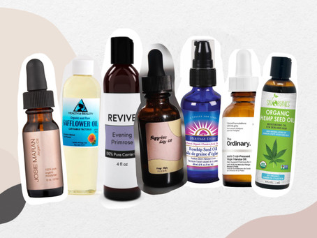 My Beauty Oils and How I Use Them