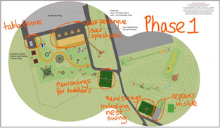 New play and sport for Dartington