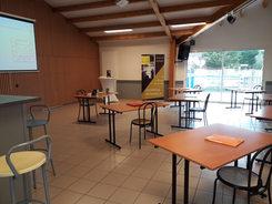 Salle de réunion professionnelle