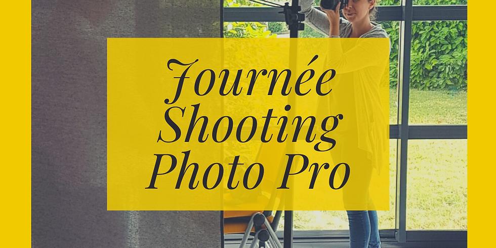 Journée Shooting Photo - Professionnel