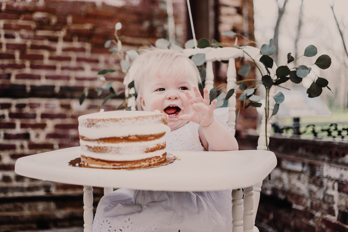 EVERYDAY: FIRST BIRTHDAY PARTY ON A BUDGET