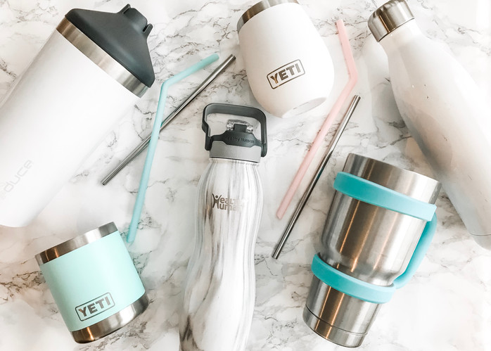 EVERYDAY: SUSTAINABLE, REUSABLE AND, OF COURSE, PRETTY