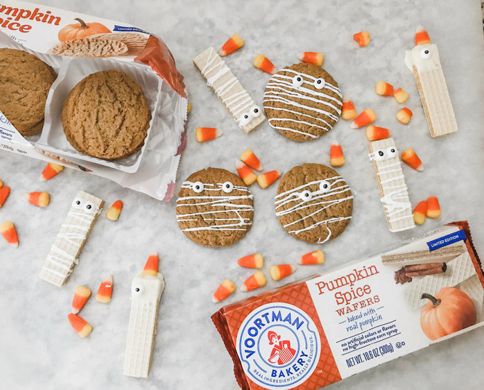 EVERYDAY: FALL FUN WITH VOORTMAN COOKIES