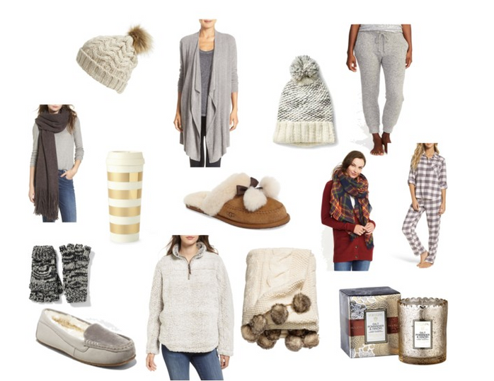 EVERYDAY: GIFT GUIDE FOR THE COZY LOVER