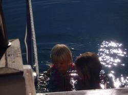 Nete og Kirstine
