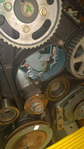 Hagrids motor får den helt store tur