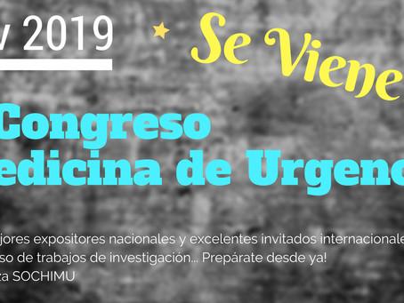 Congreso SOCHIMU