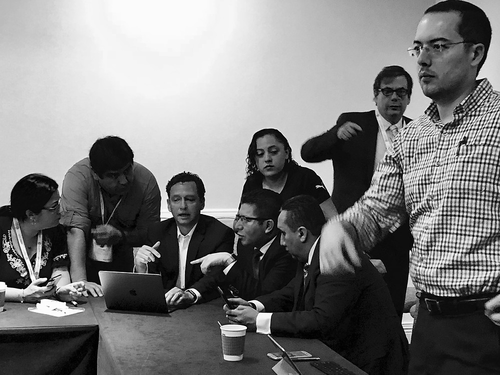 reunión de trabajo de la Comisión de Traducción de IFEM