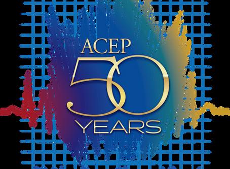 ACEP cumple 50 años!