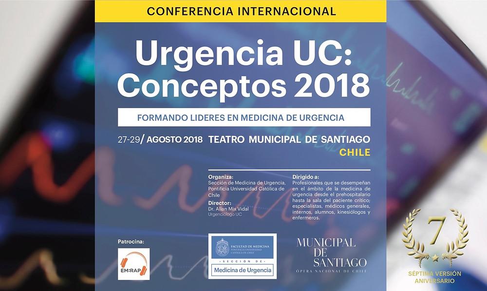 Urgencia UC: Conceptos 2018