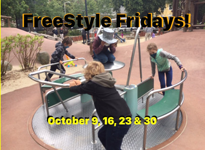 Freestyle Friday! This October