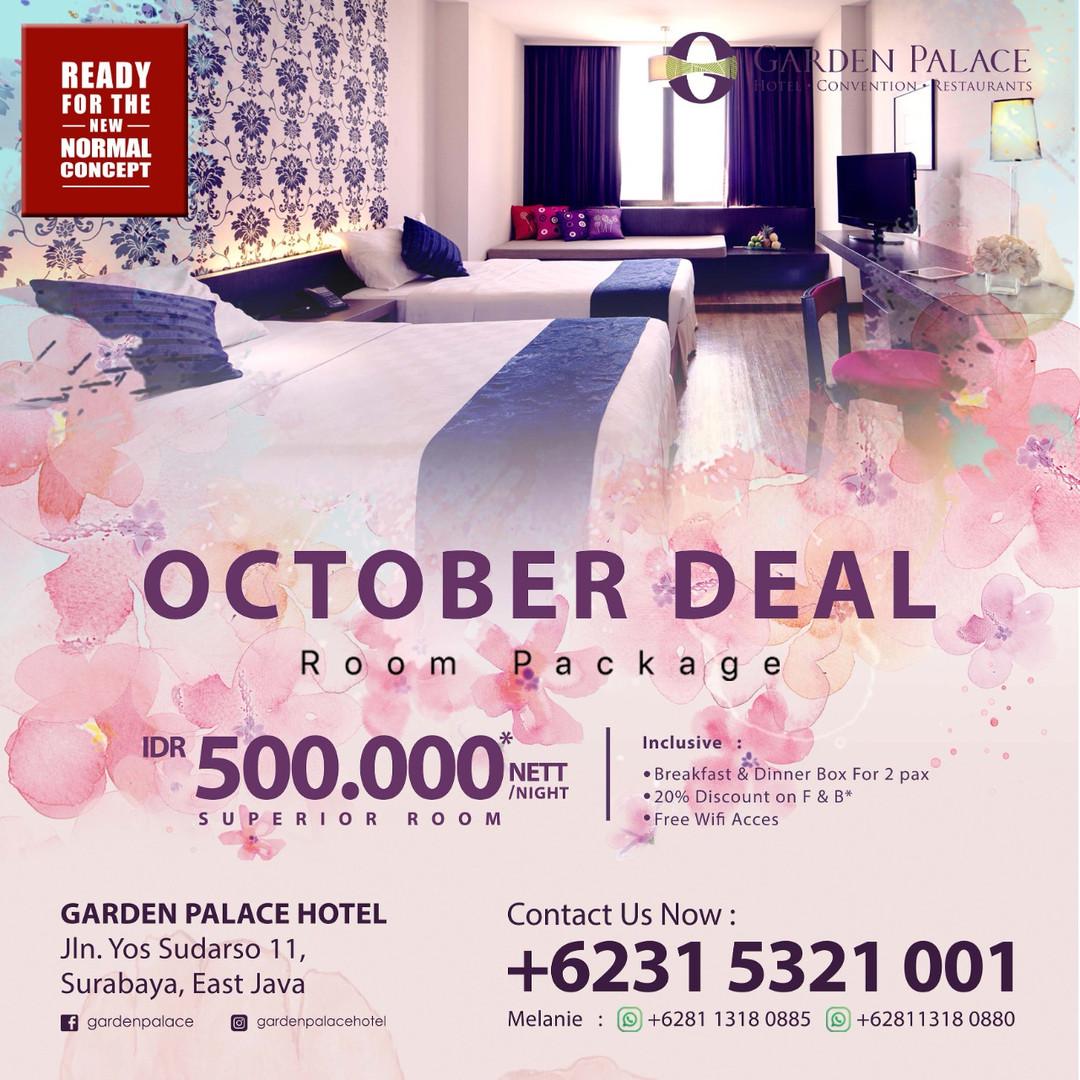 October Deal