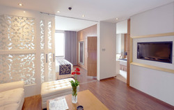 APARTMENT 2 BED ROOMGarden Palace Hotel 20150550APARTMENT 2 BED ROOM