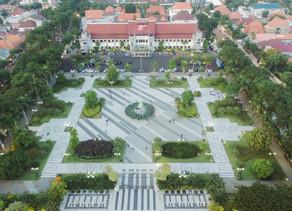 Berwisata ke Balai Kota Surabaya yukkk