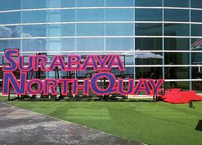 Menikmati Senja Di Pinggir Kota Surabaya