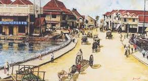 Tengok Sejarah dari Jembatan Merah di Surabaya