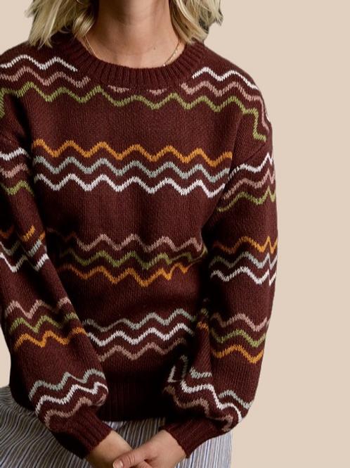 Demi Pullover Sweater