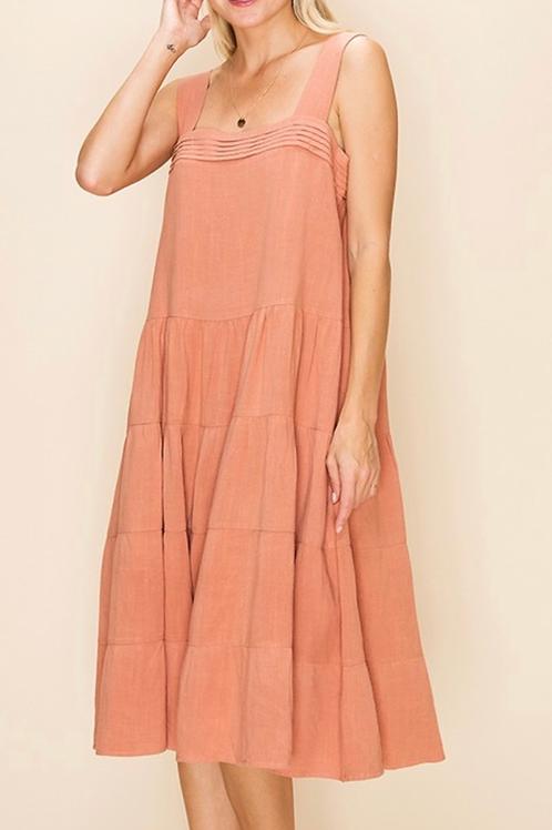 Garden Midi Dress