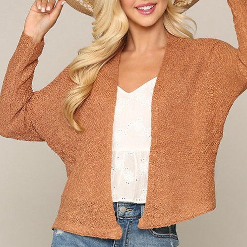 Eva Crop Cardigan