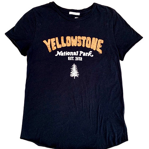 """YELLOWSTONE"" Tee"