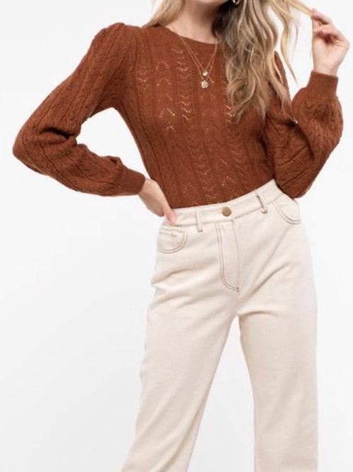 Alma Knit Sweater