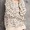 Thumbnail: Zebra Print Sweatshirt