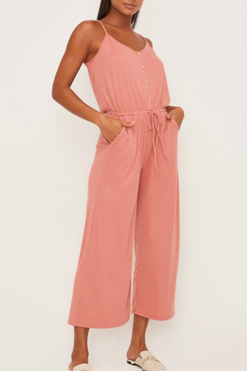 Canyon Rosa Jumpsuit