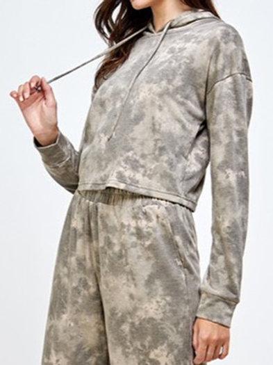 Olivia Tie Dye hoodie