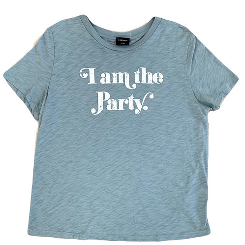"""""""I am the party"""" tee"""