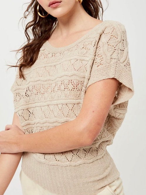 Lush Knit Top