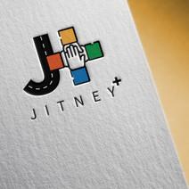 JITNEY+ LOGO / 2021