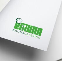 Emuna Catering Logo