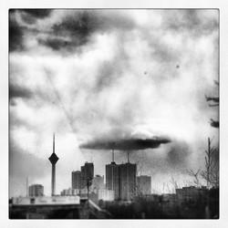 Tehran / iphongraphy - 2012