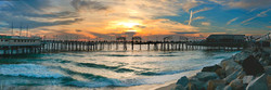 Panorama / Redondo Beach Pier