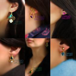 farhad earings photography