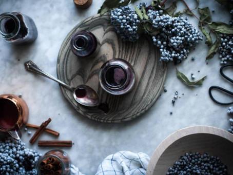 Immune Boosting benefits of Elderberry