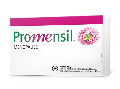 Promensil menopause 40mg